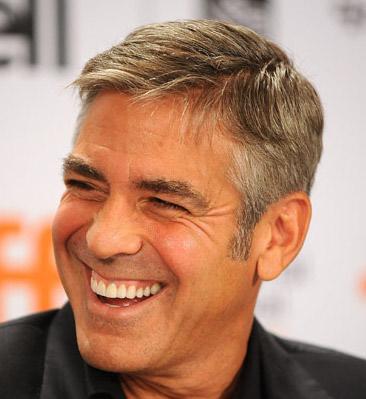 Clooney-sourire